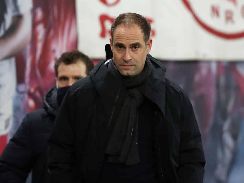 Mintzlaff lehnt Pläne für Super League ab. ©FIRO/SID
