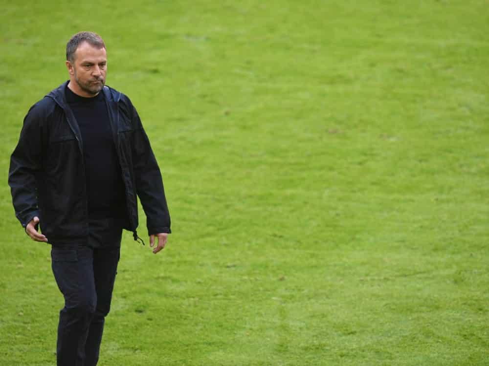 Hansi Flick will den FC Bayern verlassen. ©SID ANDREAS GEBERT