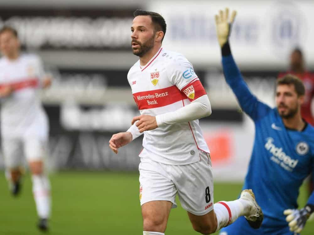 Castro wird den VfB Stuttgart im Sommer verlassen. ©SID ANDREAS GEBERT