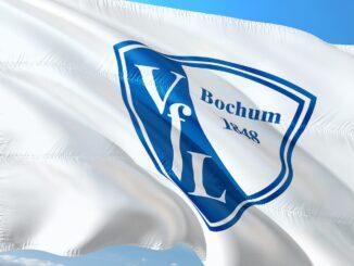 Fahne Bochum