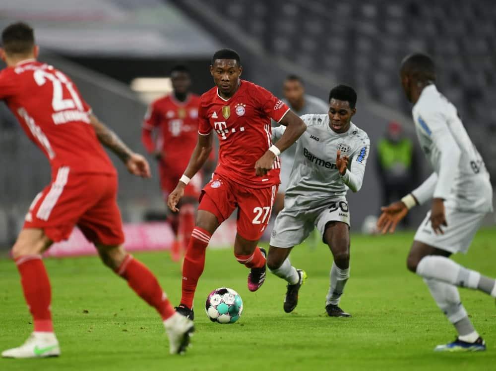 Souveräner Auftritt von Bayern München. ©SID ANDREAS GEBERT