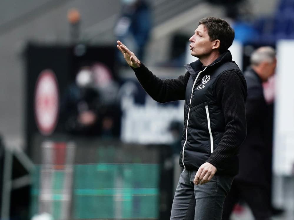 Glasners Mannschaft nimmt Kurs auf Champions League. ©FIRO/SID