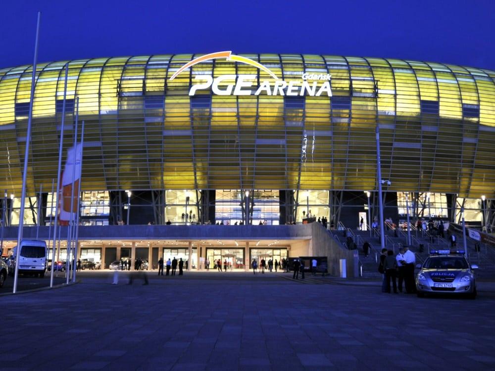 Europa-League-Finale in Danzig vor Zuschauern. ©SID ADAM NURKIEWICZ