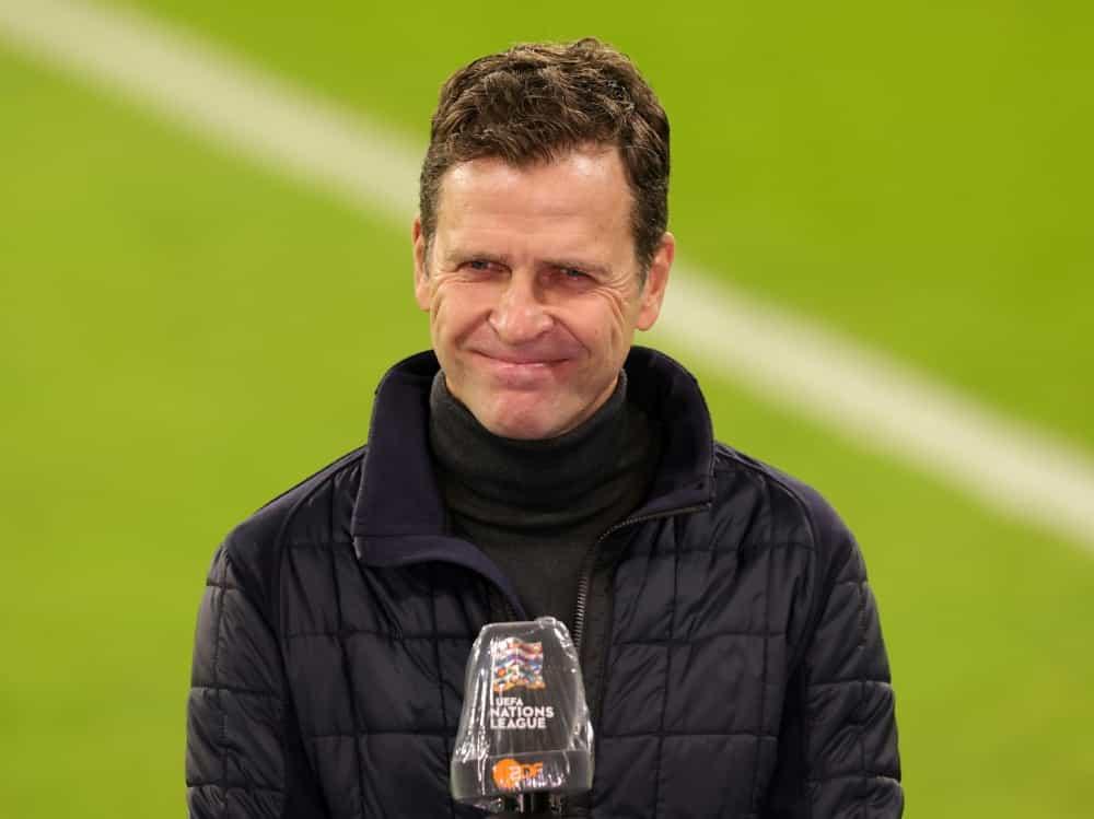 Oliver Bierhoff wünscht sich Flick als Nationaltrainer. ©FIRO/SID