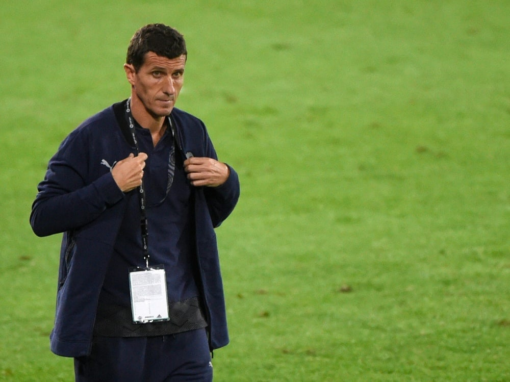 Der FC Valencia hat Trainer Javi Gracia entlassen. ©SID MIGUEL RIOPA