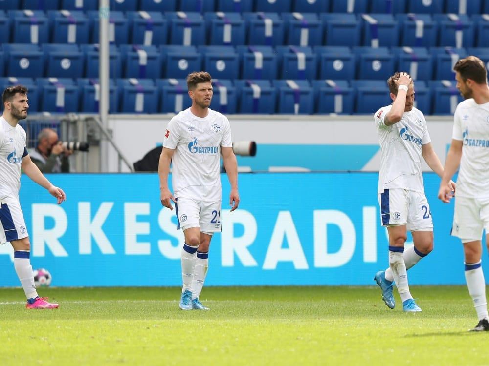Schalke-Training nach Coronafall abgesagt. ©FIRO/SID