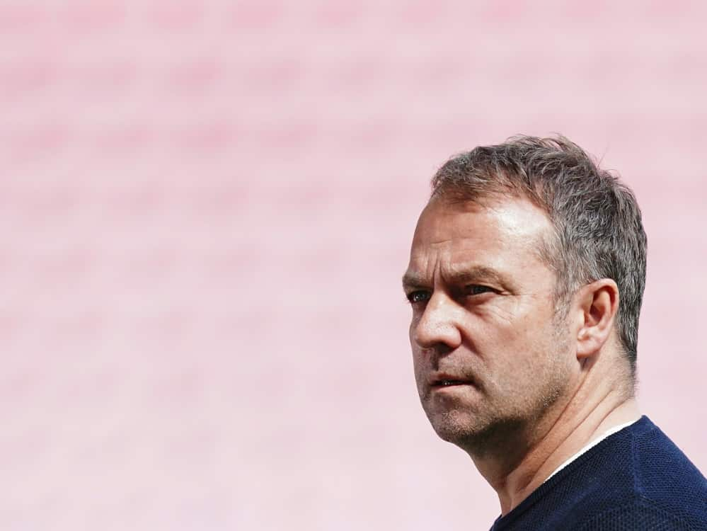 Hansi Flick verließ den FC Bayern. ©FIRO/SID