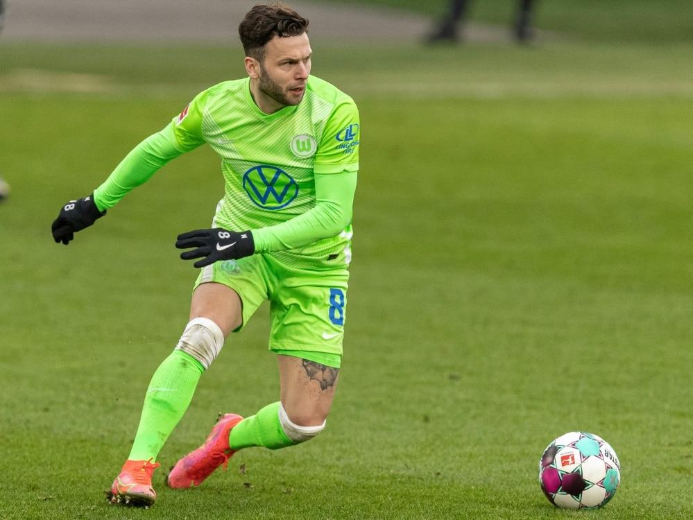 Renato Steffen kann nicht für die Schweiz zur EM fahren. ©firo Sportphoto/SID firo Sportphoto/Max Ellerbrake