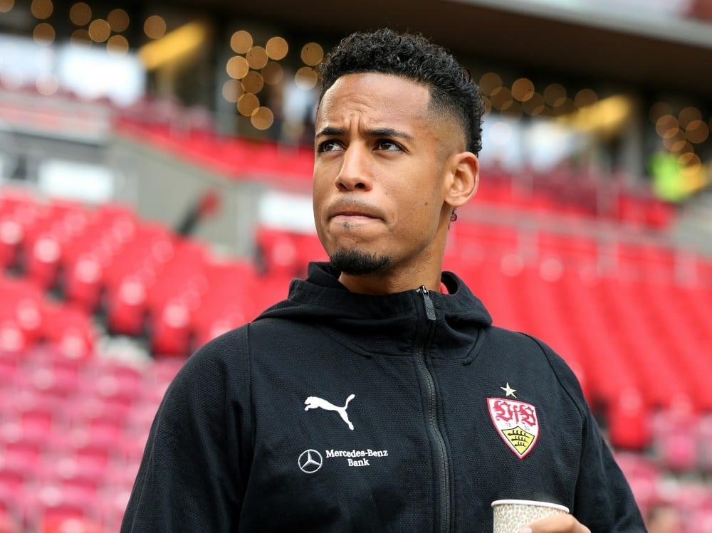 Dennis Aogo spielte selbst für den HSV. ©FIRO/SID