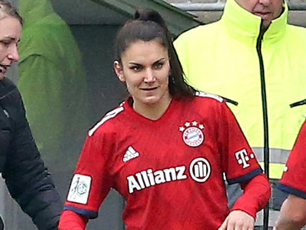 Bis 2023: Bayern München verlängert mit Damnjanovic. ©FIRO/SID