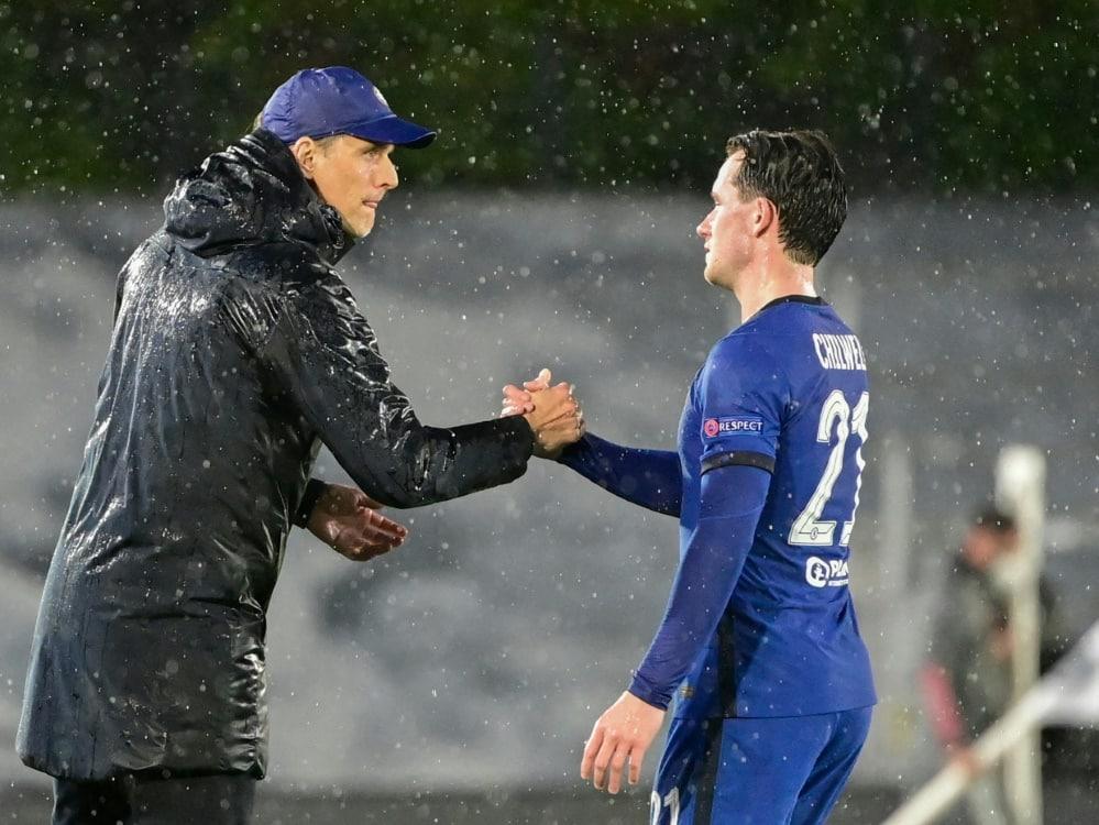 Thomas Tuchel hat mit Chelsea gute Chancen aufs Finale. ©SID JAVIER SORIANO
