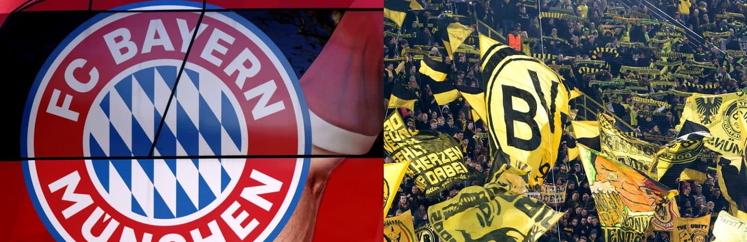 Wie Steht Es Bei Bayern Gegen Dortmund