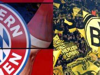 Supercup 2021, Bayern gegen Dortmund