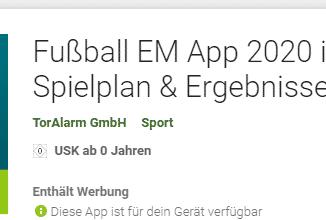 EM-App 2020/2021 Toralarm