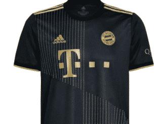 Bayern München Auswärtstrikot 2021/2022