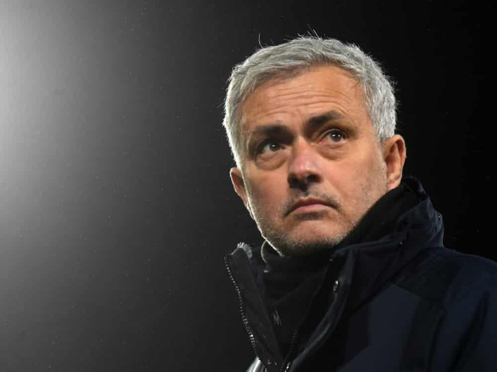 Mourinho hat angeblich ein Auge auf Rüdiger geworfen . ©SID/Archiv NEIL HALL