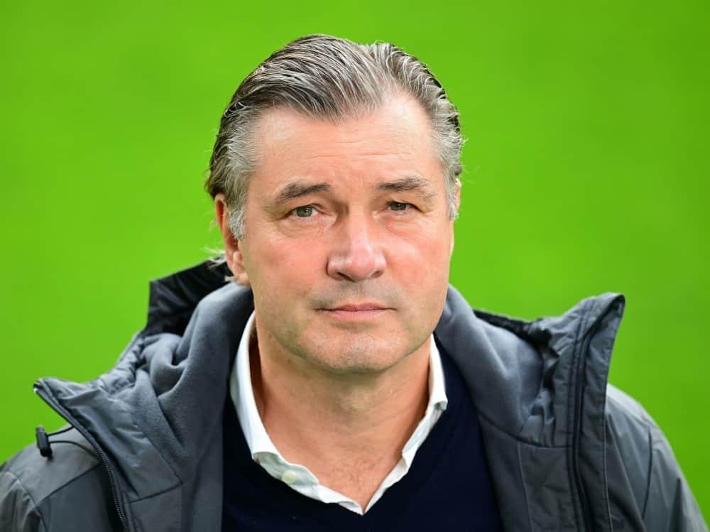 Michael Zorc äußert sich über Dortmunds Pokal-Historie. ©FIRO/SID