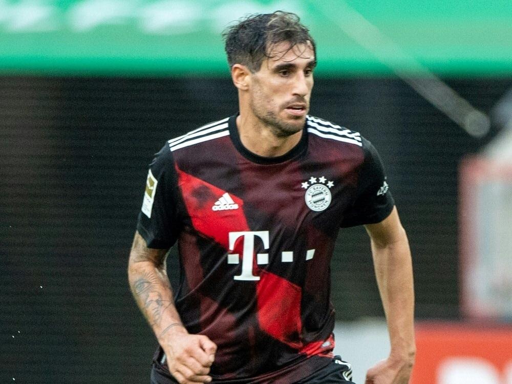 Javi Martinez wird den FC Bayern im Sommer verlassen. ©FIRO/SID