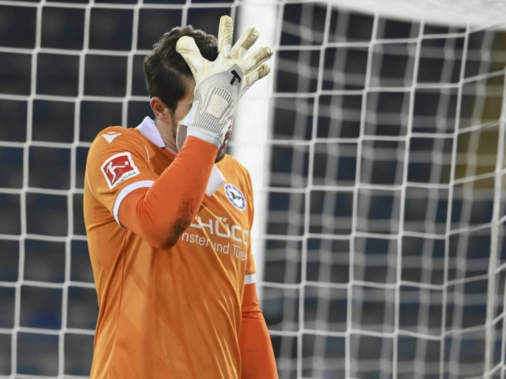 Bielefeld spielt nur 1:1 gegen Hoffenheim . ©SID INA FASSBENDER