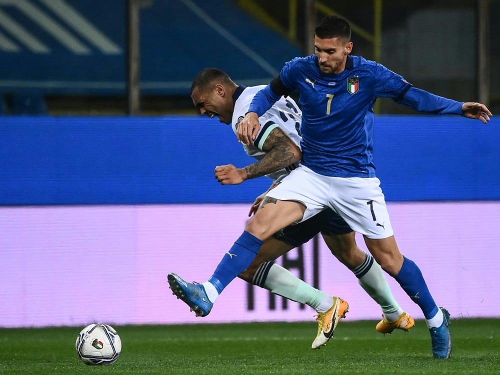 Lorenzo Pellegrini verpasst die EM verletzungsbedingt. ©SID MARCO BERTORELLO