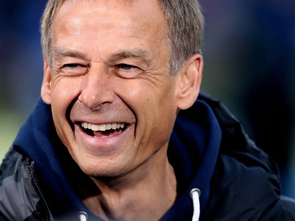 EM: Klinsmann räumt DFB-Elf Chancen ein. ©SID RONNY HARTMANN