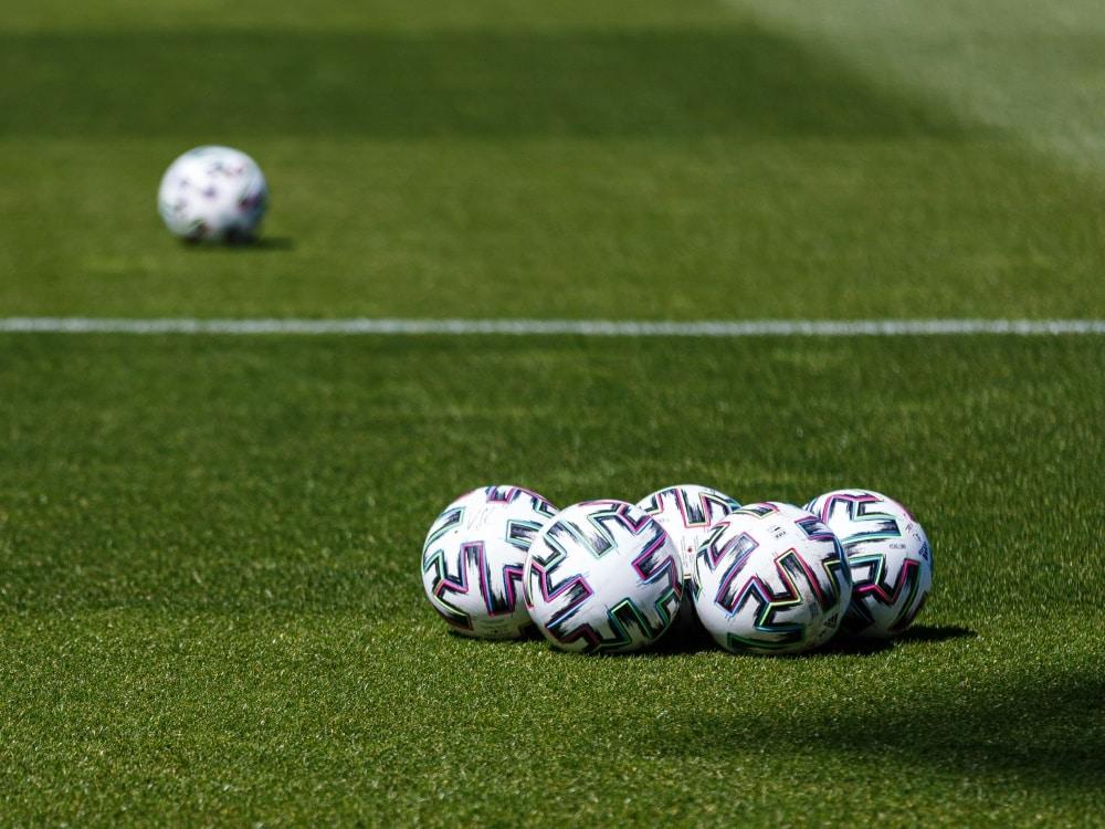 Katja Kraus fordert weiter Frauenquote im Spitzenfußball. ©FIRO/SID