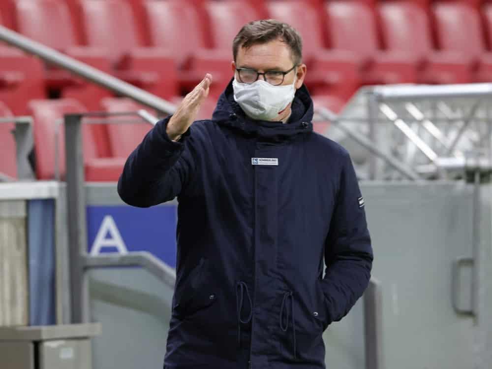Hofmann seit 2018 Vereinsvorsitzender bei Mainz 05. ©FIRO/SID