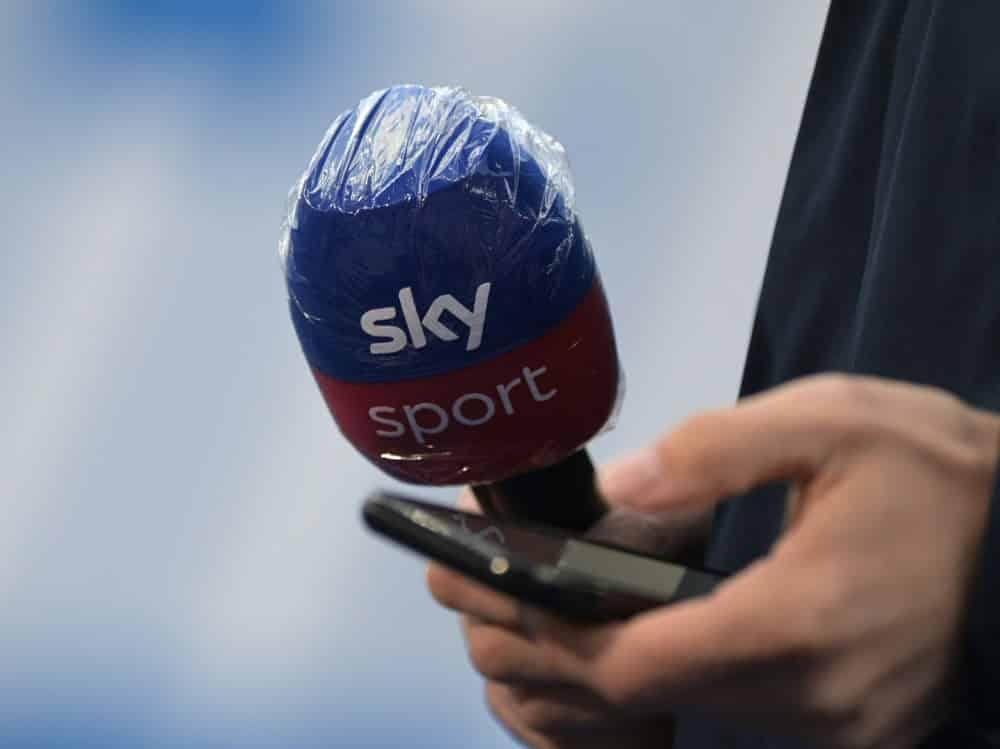 Sky überträgt weiterhin die englische Premier League . ©SID SOEREN STACHE