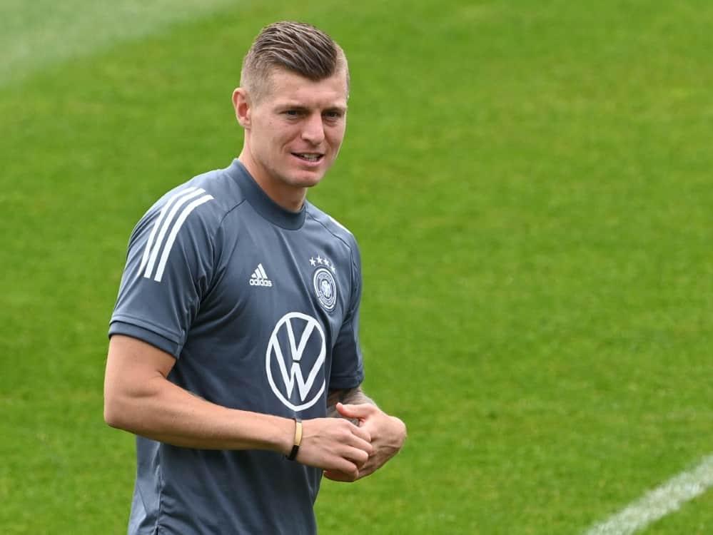 Kroos bestritt bisher 101 Länderspiele für Deutschland. ©SID CHRISTOF STACHE