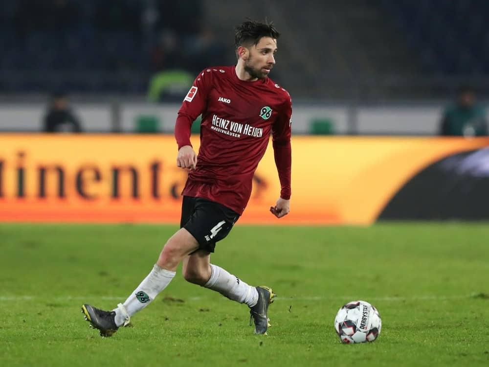 Julian Korb spielt ab der kommenden Saison in Kiel. ©FIRO/SID