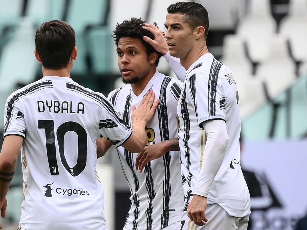 Das Team von Ronaldo prüft eine Kapitalaufstockung. ©SID MARCO BERTORELLO