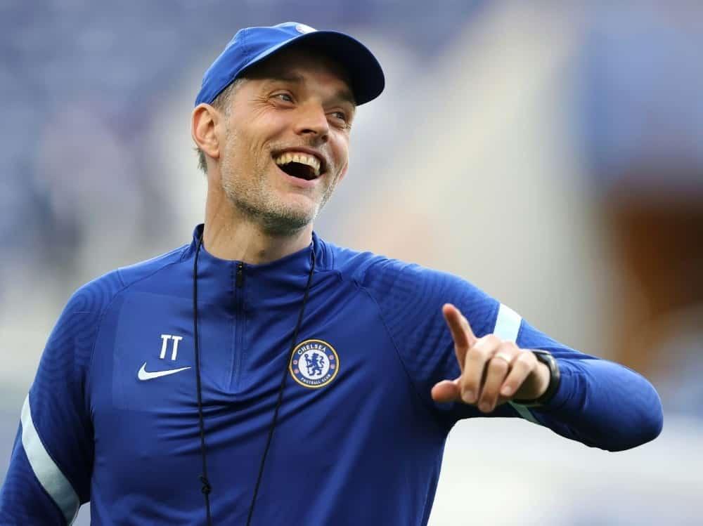 Thomas Tuchel bleibt langfristig beim FC Chelsea. ©FIRO/UEFA/SID