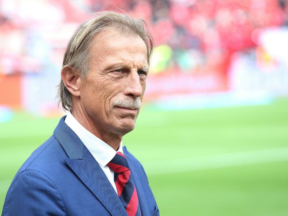 Christoph Daum war in der Türkei als Trainer aktiv. ©FIRO/SID