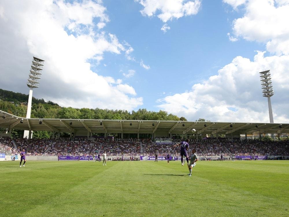 Alexej Schpilewski wird neuer Cheftrainer bei Aue. ©FIRO/SID