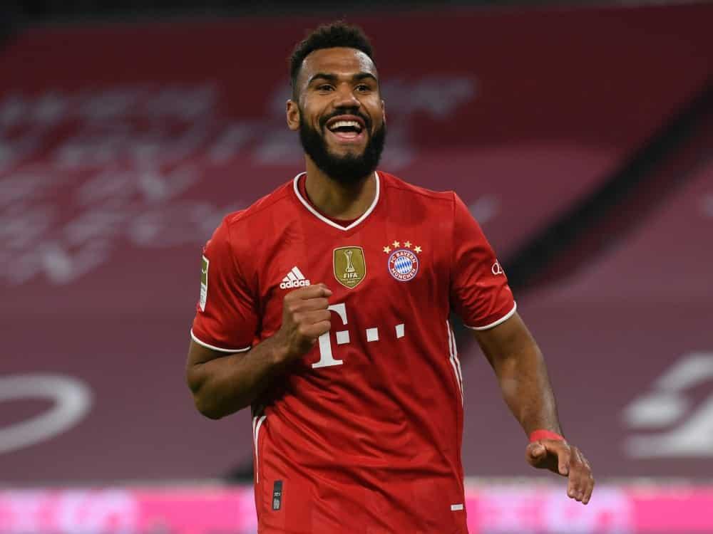 Choupo-Moting verlängert wohl beim FC Bayern. ©SID ANDREAS GEBERT