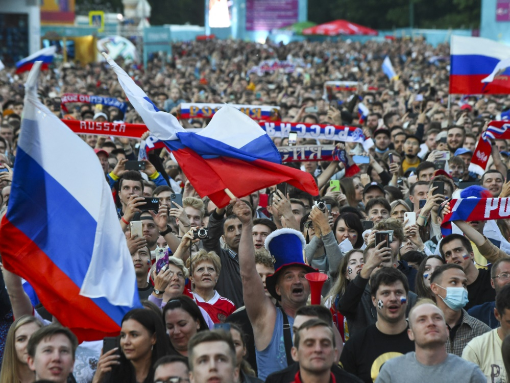 St. Petersburg: Behörden reagieren auf steigende Zahlen. ©SID OLGA MALTSEVA