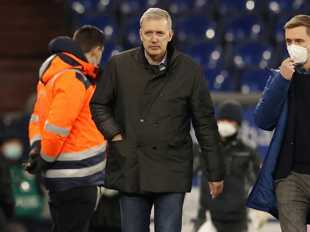 Jens Buchta wird den Aufsichtsrat verlassen. ©FIRO/SID