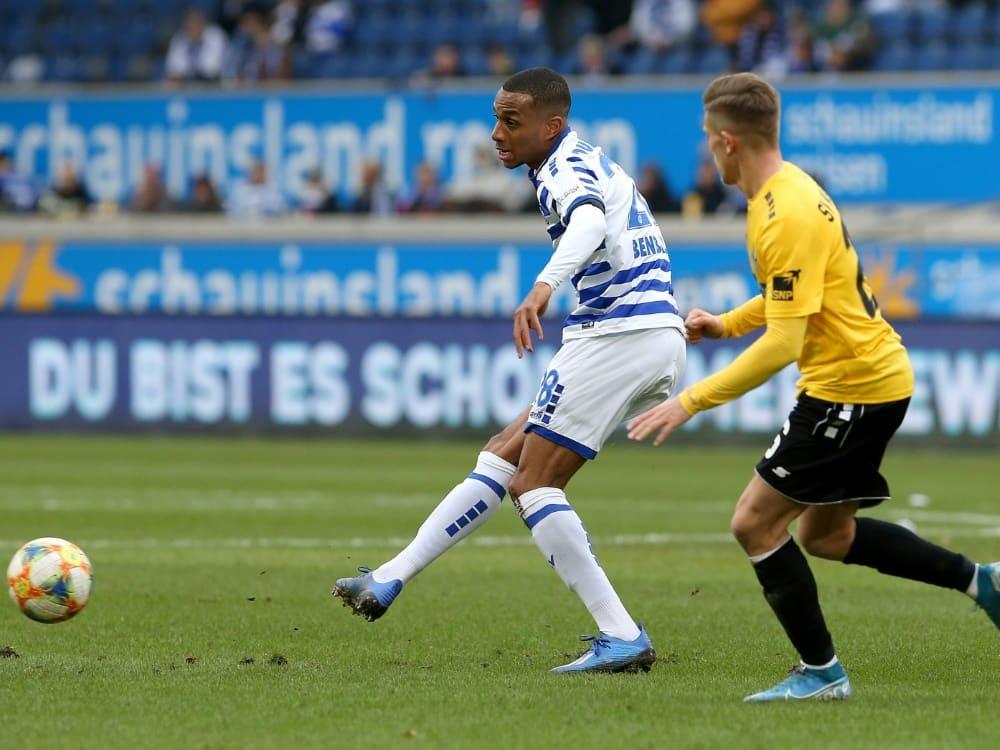 Jan Hendrik Marx (r) wechselt zum FC Ingolstadt. ©FIRO/SID