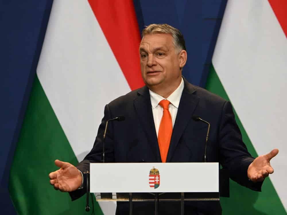 Viktor Orban zeigt Verständnis für die Pfiffe . ©SID ATTILA KISBENEDEK