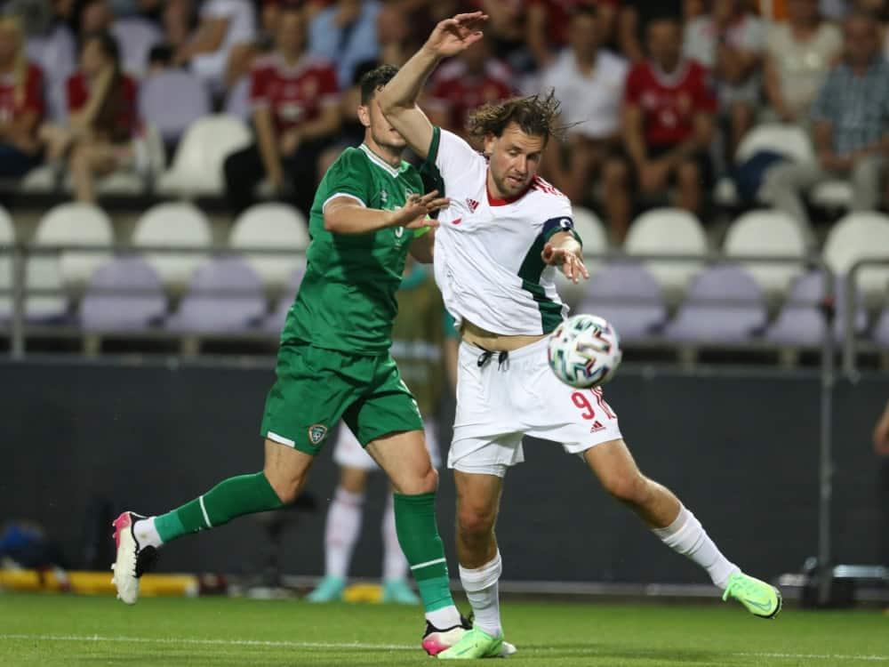 Der Gruppengegner der DFB-Elf spielt gegen Irland 0:0. ©SID FERENC ISZA