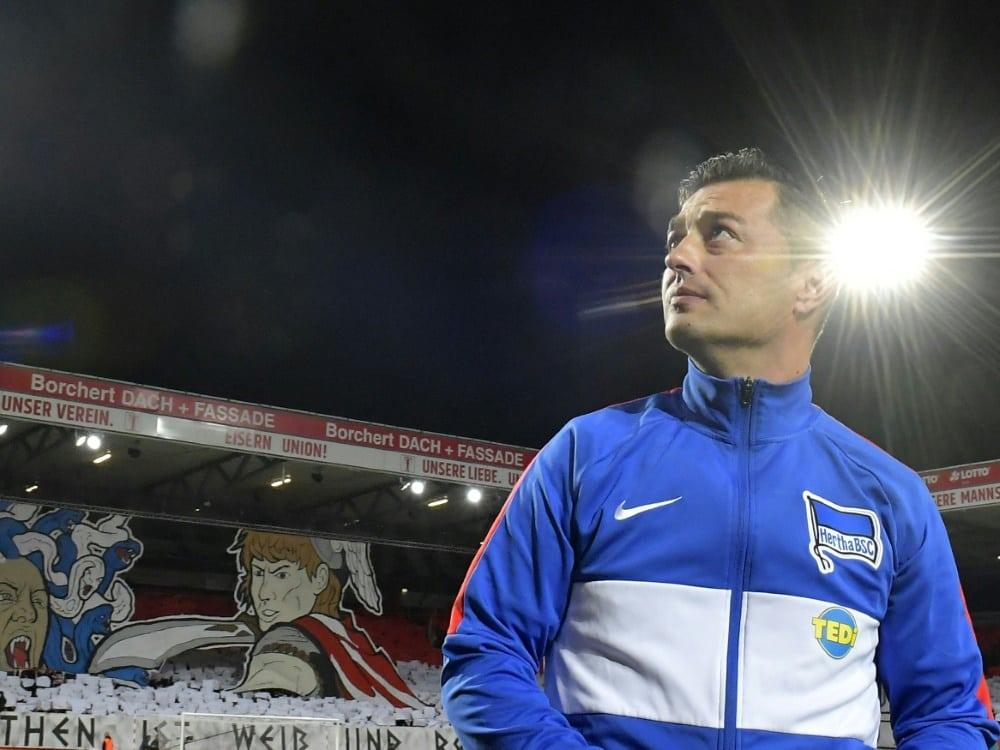 Ante Covic übernimmt die U23 von Bundesligist Hertha BSC. ©SID TOBIAS SCHWARZ