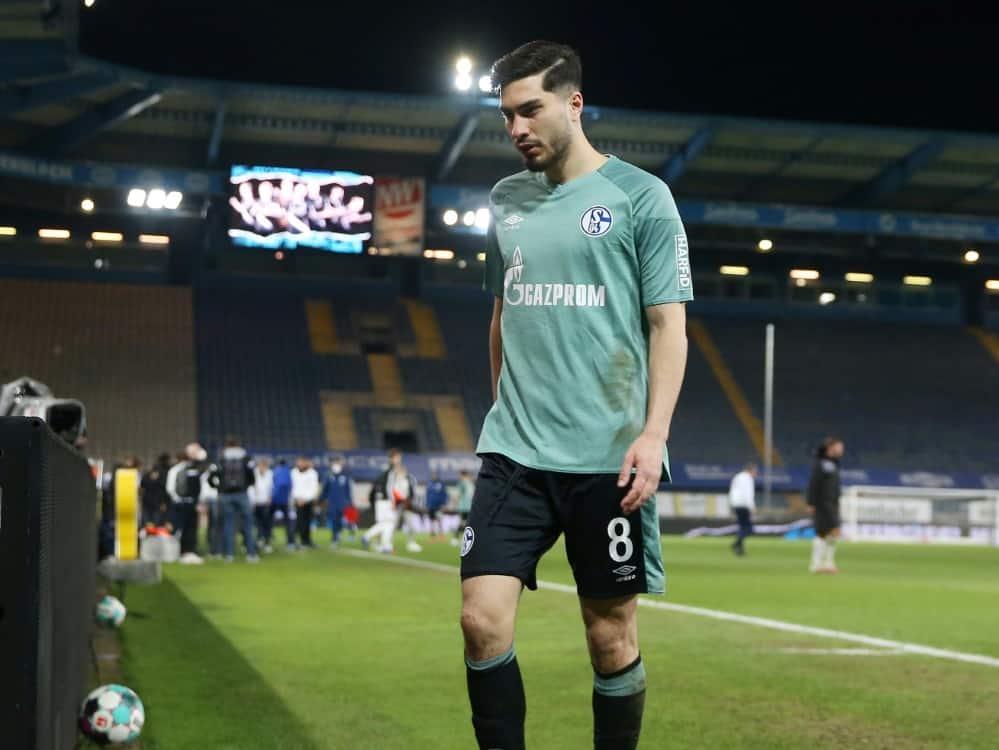 Suat Serdar verlässt Schalke 04 und wechselt zur Hertha. ©FIRO/SID