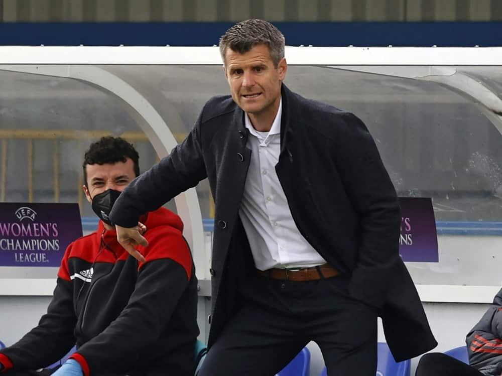 Bayern-Trainer Scheuer vor Entscheidung locker. ©SID ADRIAN DENNIS