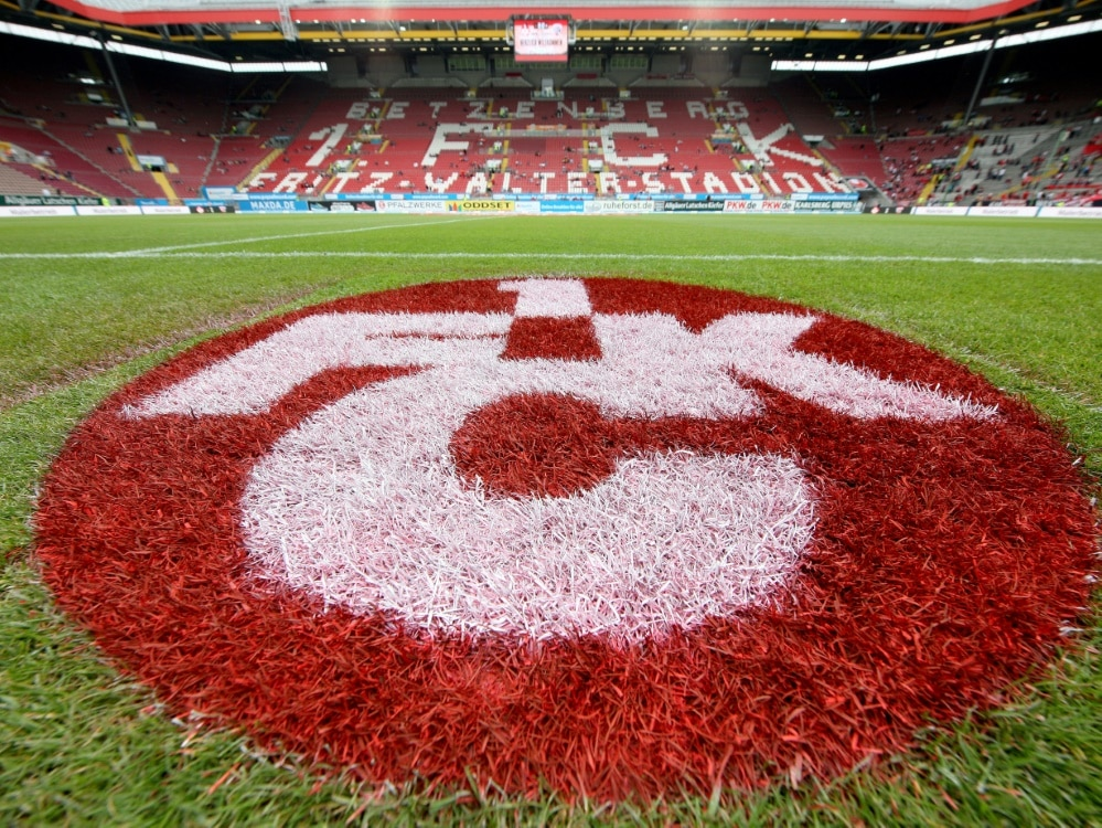 Kaiserslautern trauert um Ex-Präsident Norbert Thines. ©FIRO/SID