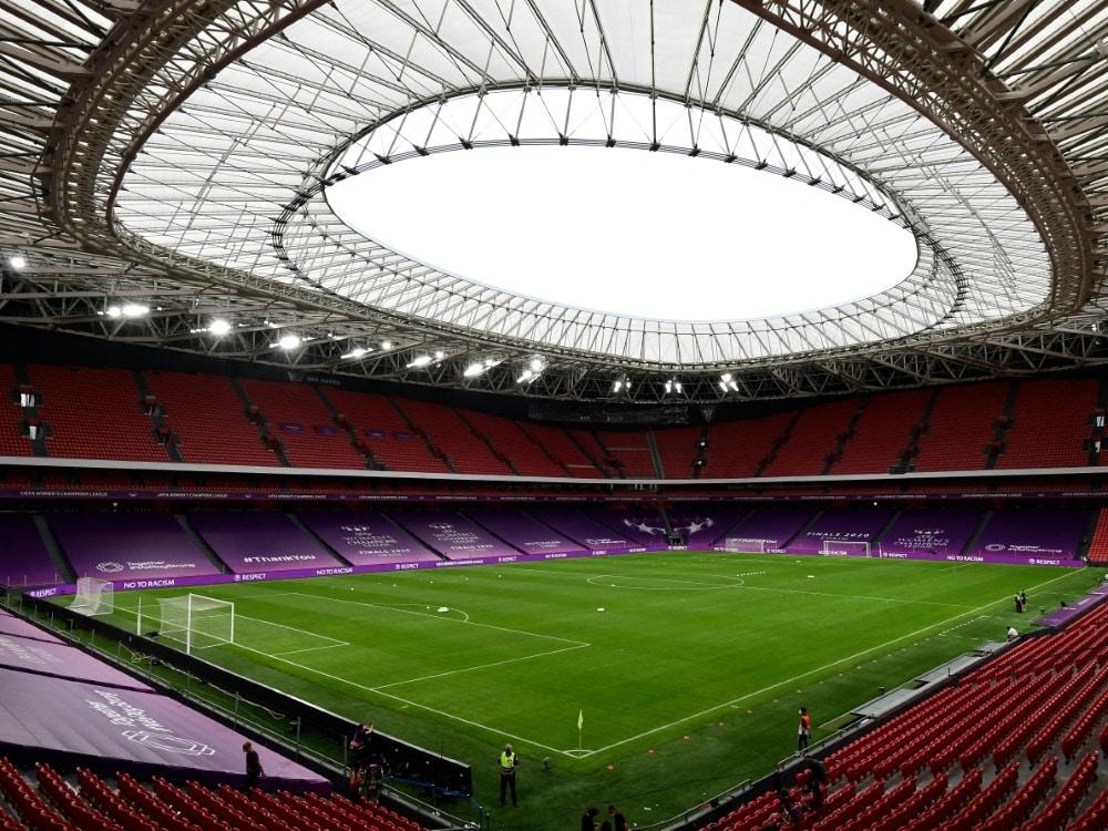 Bilbao soll für verlegte EM-Spiele entschädigt werden. ©SID JAVIER SORIANO