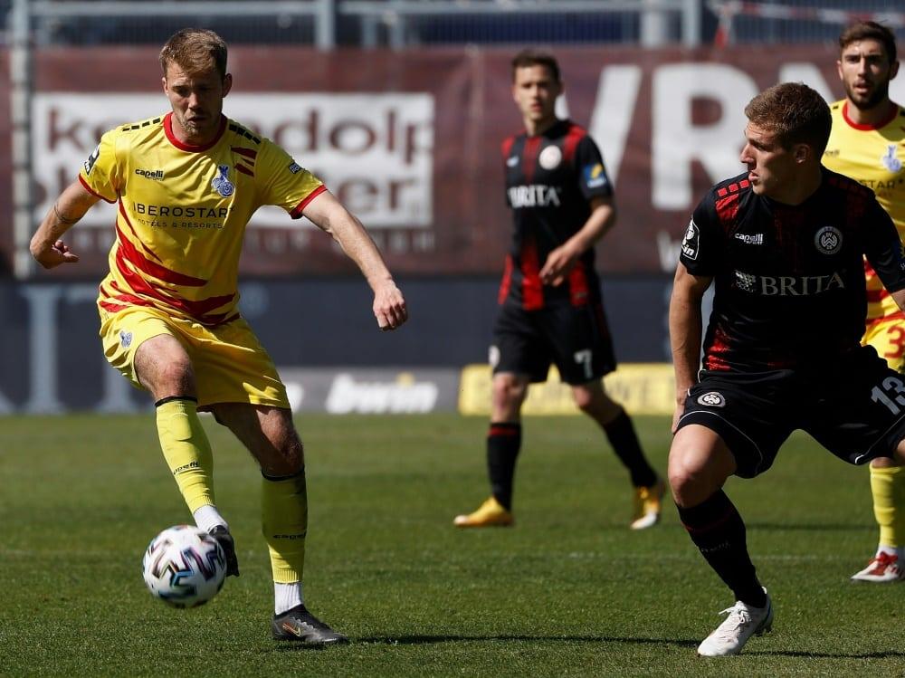 Jakov Medic (r.) wechselt zum FC St. Pauli. ©FIRO/SID