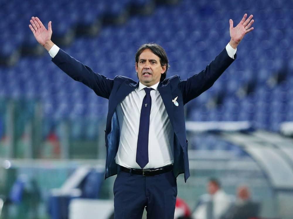 Simone Inzaghi ist neuer Trainer bei Inter Mailand. ©FIRO/DPPI/SID