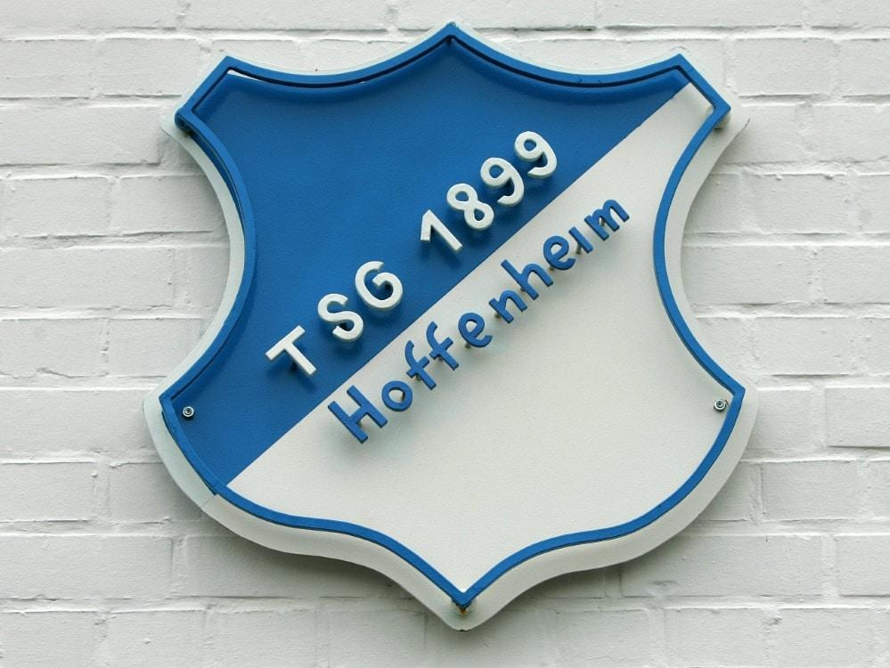 Die TSG Hoffenheim engagiert sich im Klimaschutz. ©firo/SID