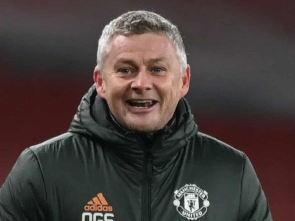 Ole Gunnar Solskjaer bleibt Manchester United erhalten. ©SID SHAUN BOTTERILL
