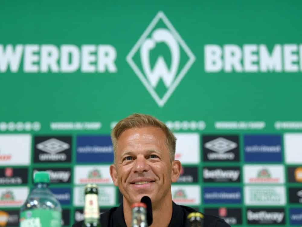Werder Bremen gilt als heißster Aufstiegskandidat. ©SID CARMEN JASPERSEN